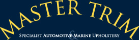 Master Trim - specialist automotive & marine upholstery